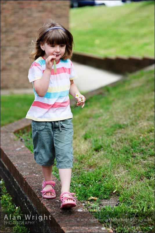 Children's portrait photography in Brighton – East Sussex