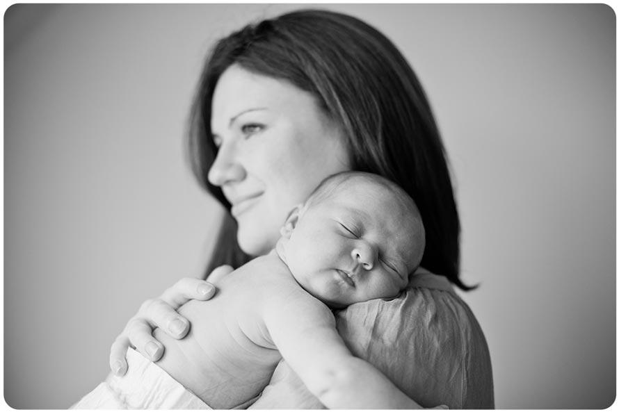 13 Days New   West Sussex Newborn Baby Photographer