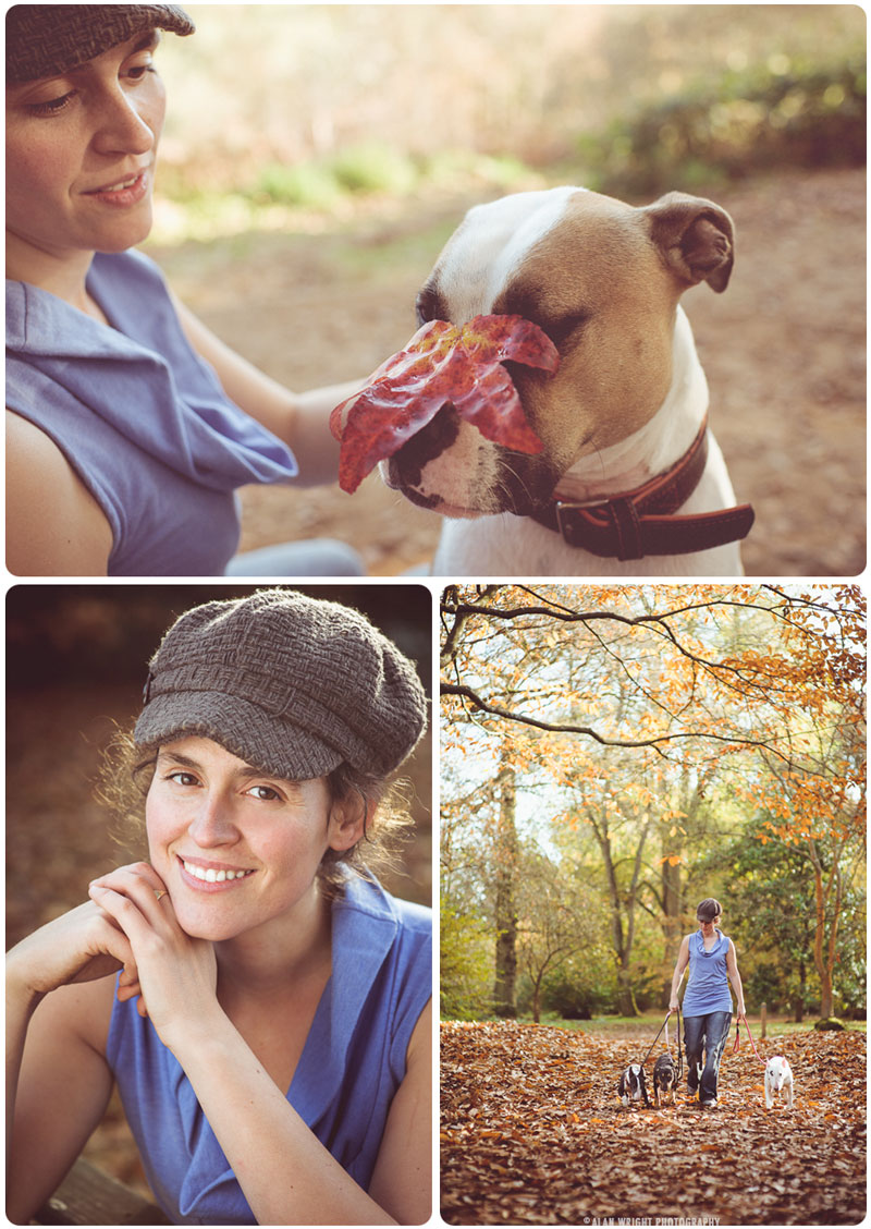Lifestyle canine / dog photography in Surrey