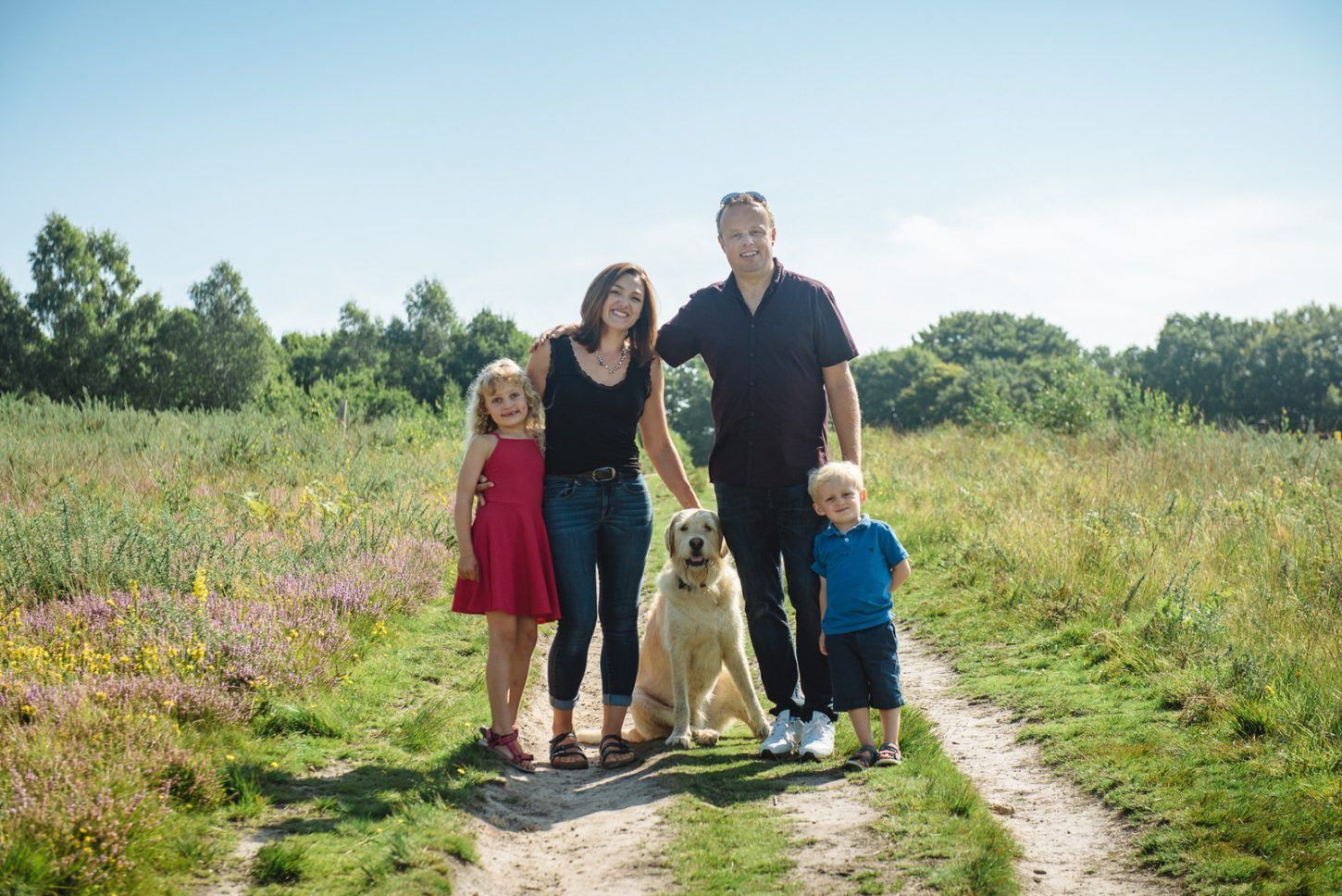 family portrait photography Nutley East Sussex