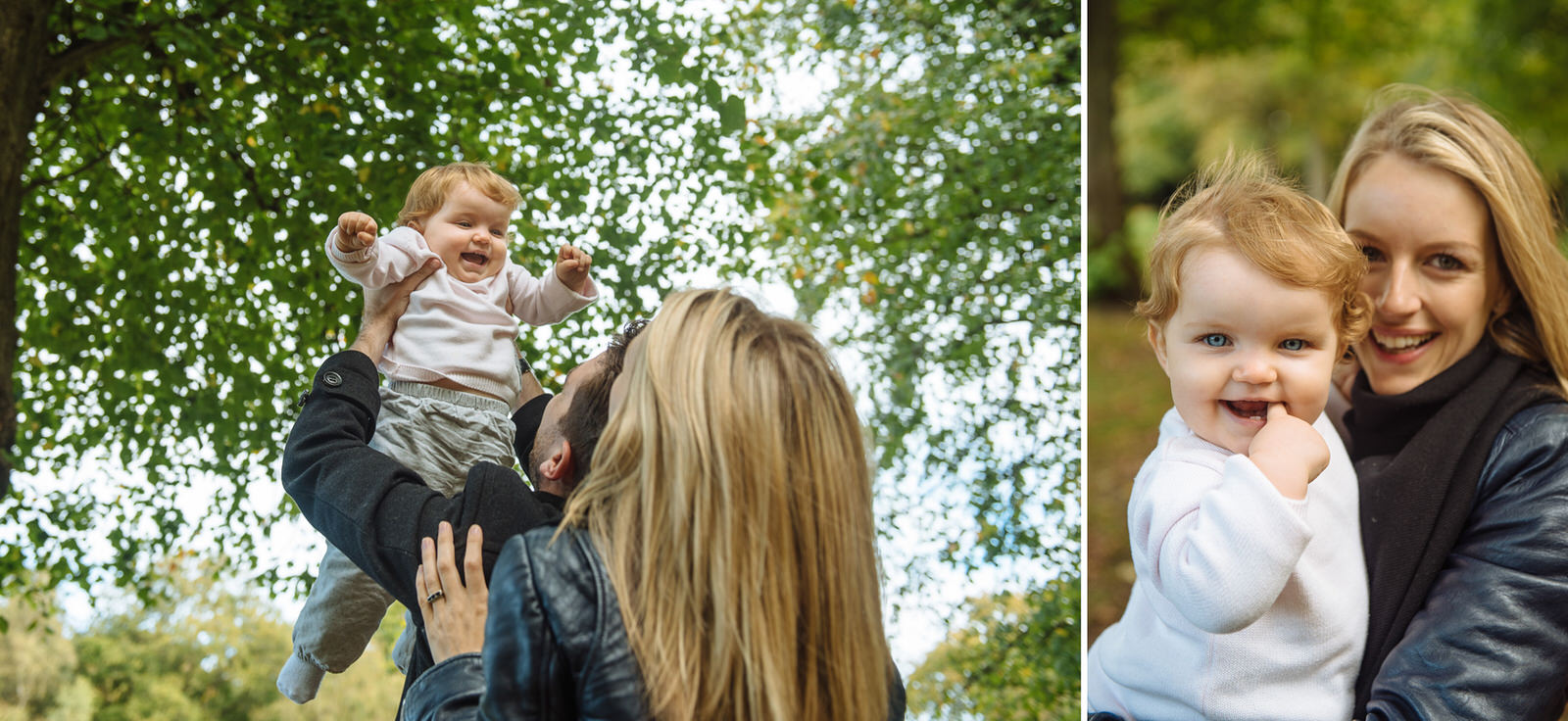 Autumnal Family portraits - Royal Tunbridge Wells